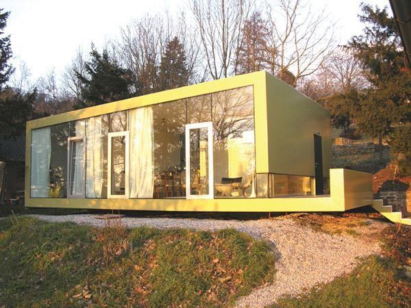 Caramel   Wien   Architects U2014 Haus Lina, Xxs Haus Für Zwei Personen