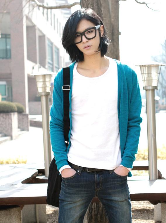 Handsome Asian Boy