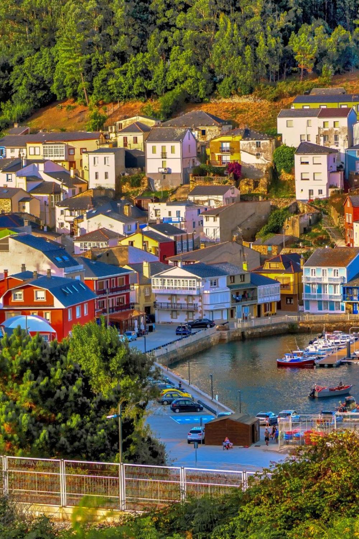 Galicia O Barqueiro Pueblos De España España Pueblo