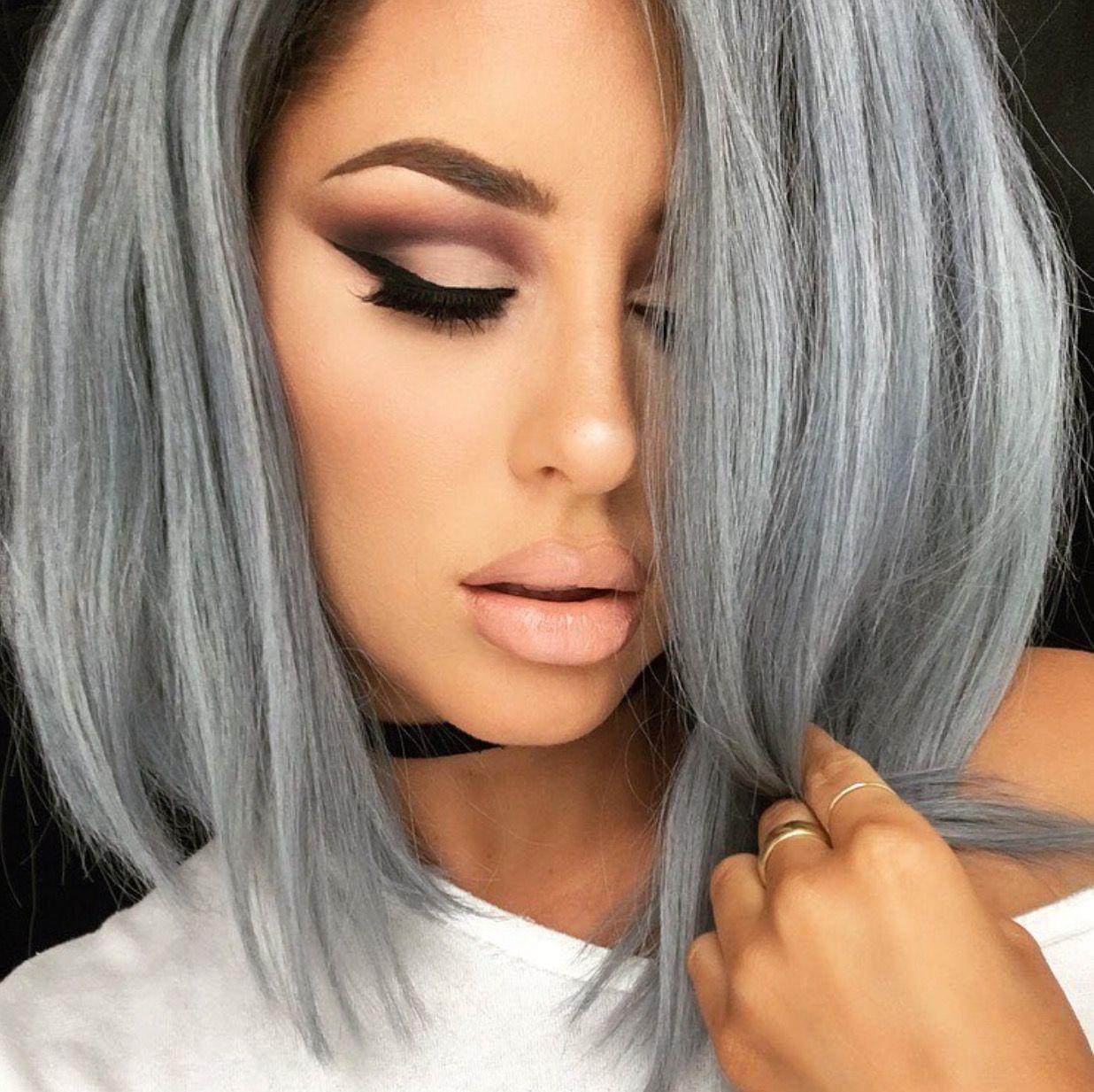 Pin By Angelita Rosales On Makeup Looks Pinterest Hair Makeup