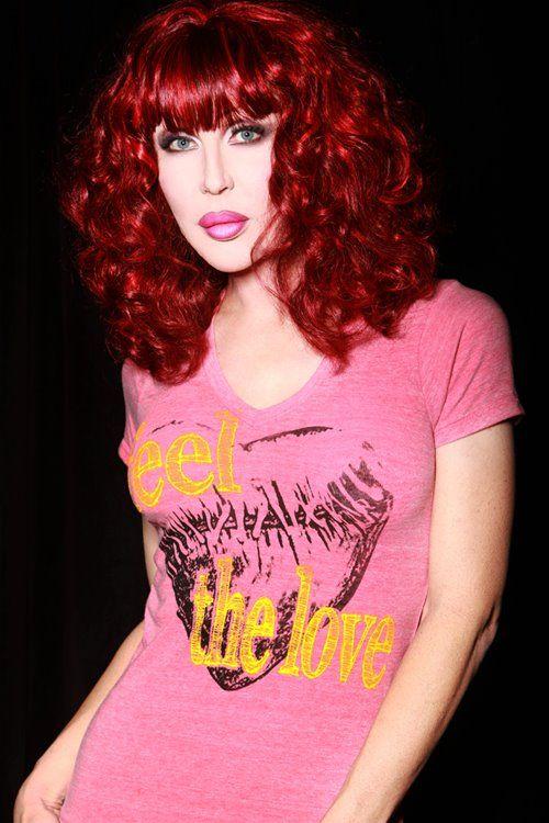 5ac00191 Chad Michaels | cool hair | Drag race season 4, Fashion, T shirts ...