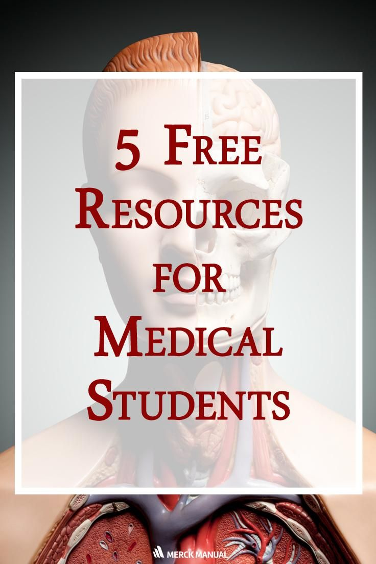 These Resources Are Free And Designed To Make Med School A Little More Manageable Medical Students Med School Med School Motivation