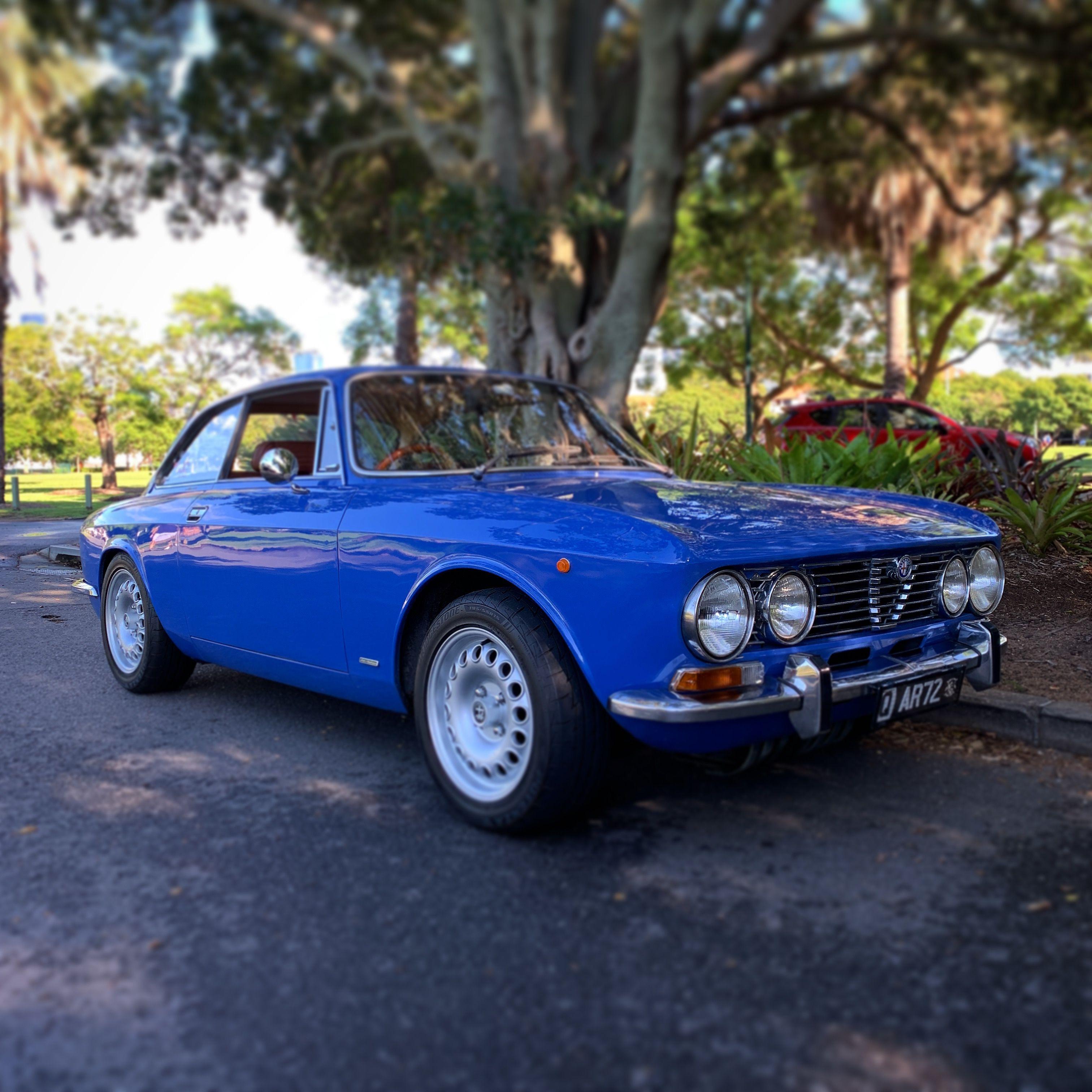 Alfa Romeo Cars, Classic Sports Cars