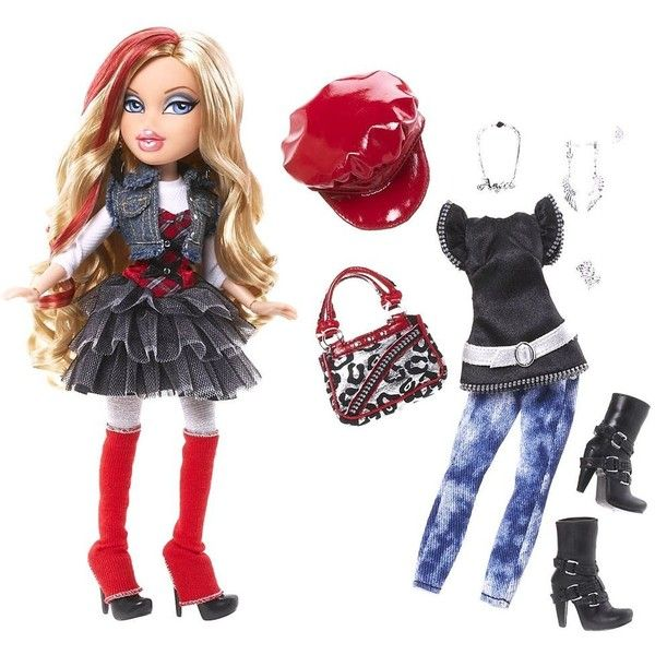 Pin By Kaileen Arsenault On Play Birthday Gifts For Kennedy With Images Cute Outfits Bratz Doll Bratz Girls