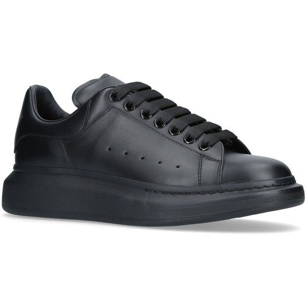 68e10c64f6333 Alexander McQueen Tonal Oversized Sneakers (3.005 DKK) ❤ liked on Polyvore  featuring shoes