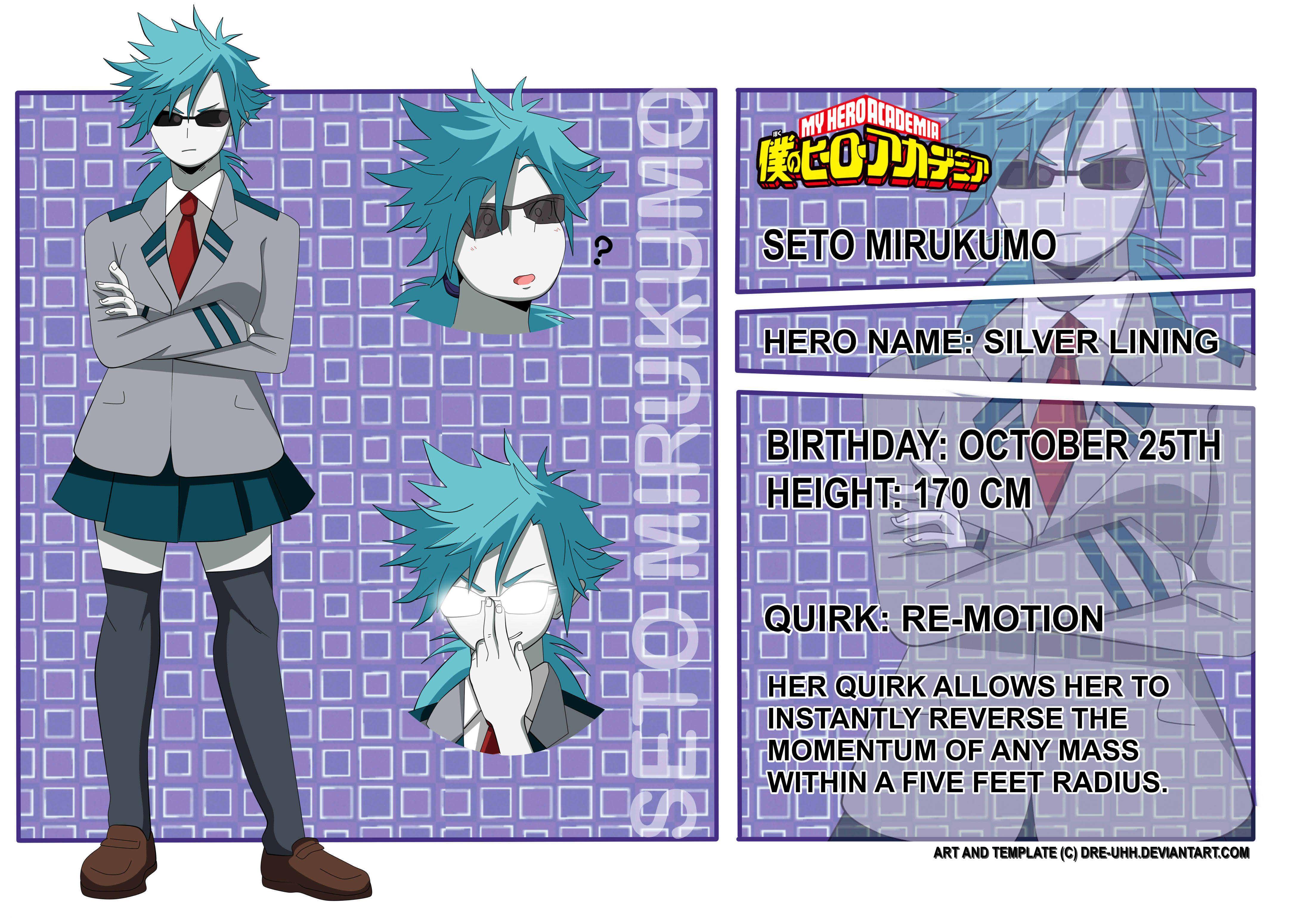 Boku No Hero Academia Anime Oc Manga Persona Super Character Ideas