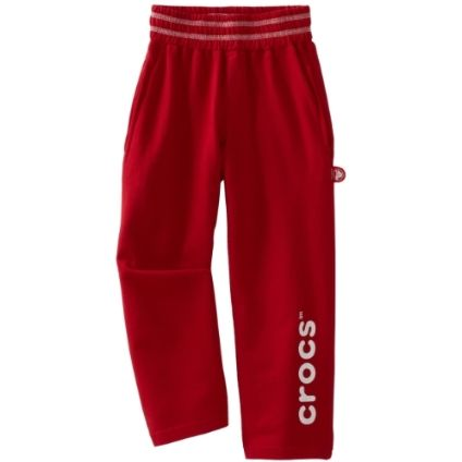 CROCS Girls 4-6x Girls Youth Sweat Pant $29.99