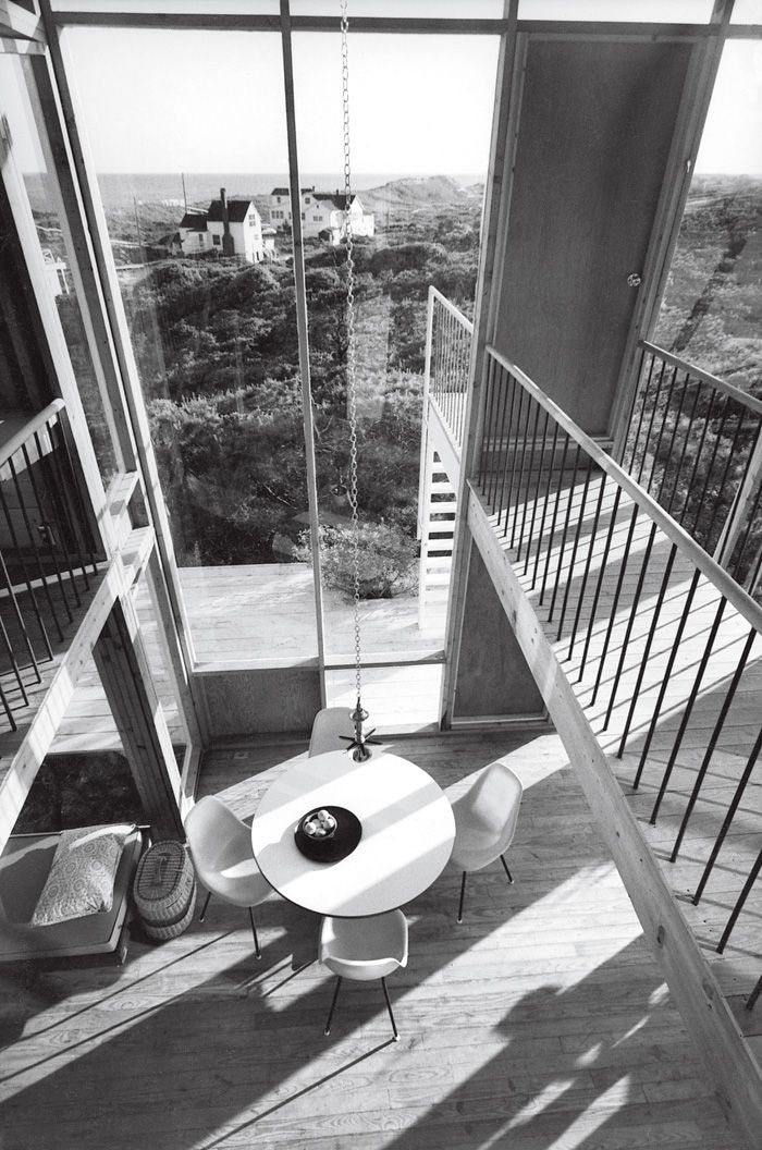 The Frank House byAndrew Geller (1958, Fire... | 37 E 7TH ST – A blog from Princeton Architectural Press