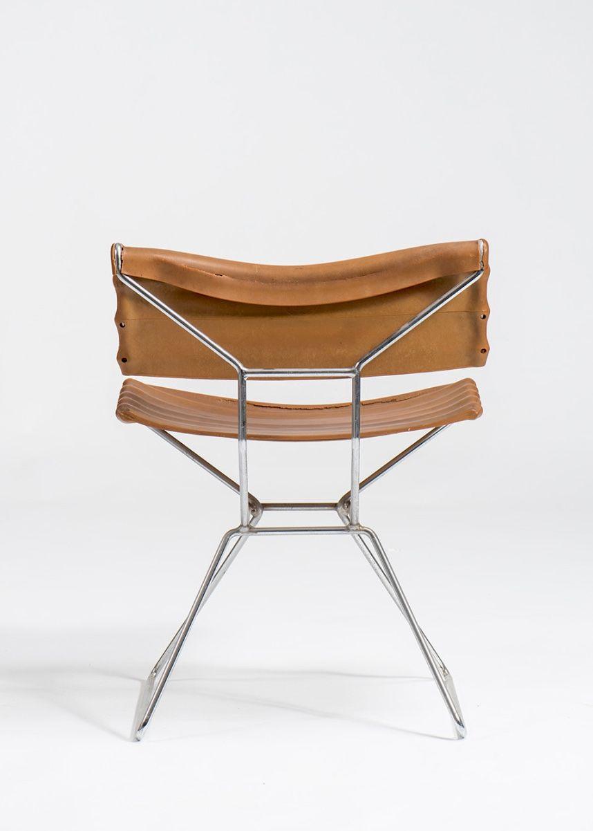 Angelo Mangiarotti Tensio chair | Stühle, Design, Wohnideen