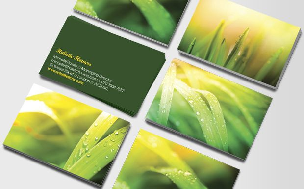 Going green business cards nutrition business card ideas mise en going green business cards nutrition business card ideas reheart Gallery