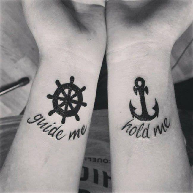 175 Tattoos Fur Paare Originell Und Romantisch Tatuajes De Parejas Disenos De Tatuaje Para Parejas Tatuajes A Juego Para Parejas