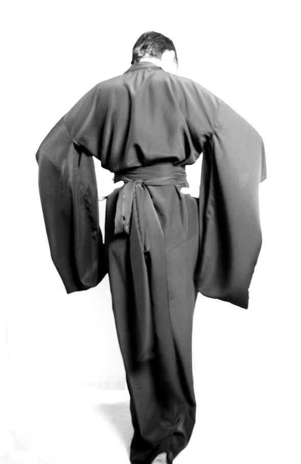 vogue japan kimono couture - Google Search | Corsets, Corsets ...