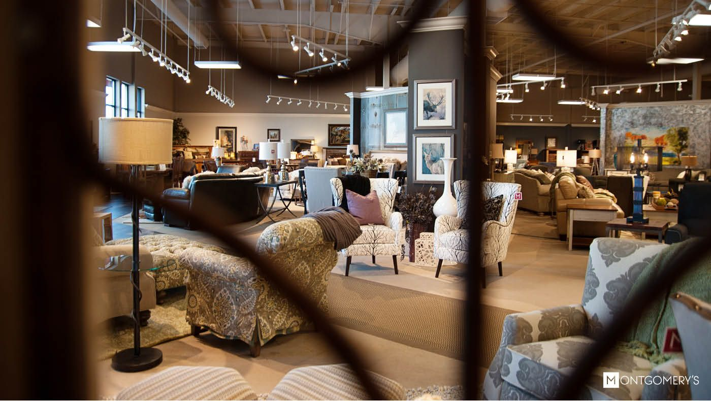 Showrooms | Montgomeryu0027s Furniture, Flooring And Window Fashions In Sioux  Falls, Madison And Watertown