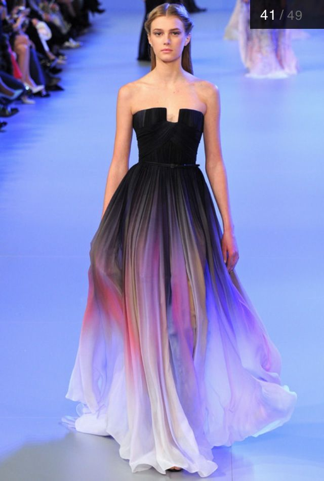 Elie Saab | Fashion to wear | Pinterest | Moda femenina, Femenino y ...