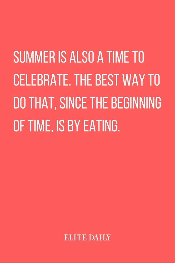 While we're all trying to have a good time and enjoy the three months out of the year where we don't hate each other, that little voice in the back of our heads is guilting us to get back that summer bod we never had. #healthy #healthychoice #diet #dietchoice #bbq #summer #fourthofjuly #independenceday #advice