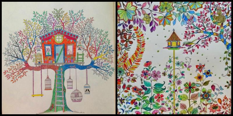 De Jardines Secretos Y Bosques Libros Para Colorear El Jardin Secreto Libro Jardines Secretos Libro De Colores