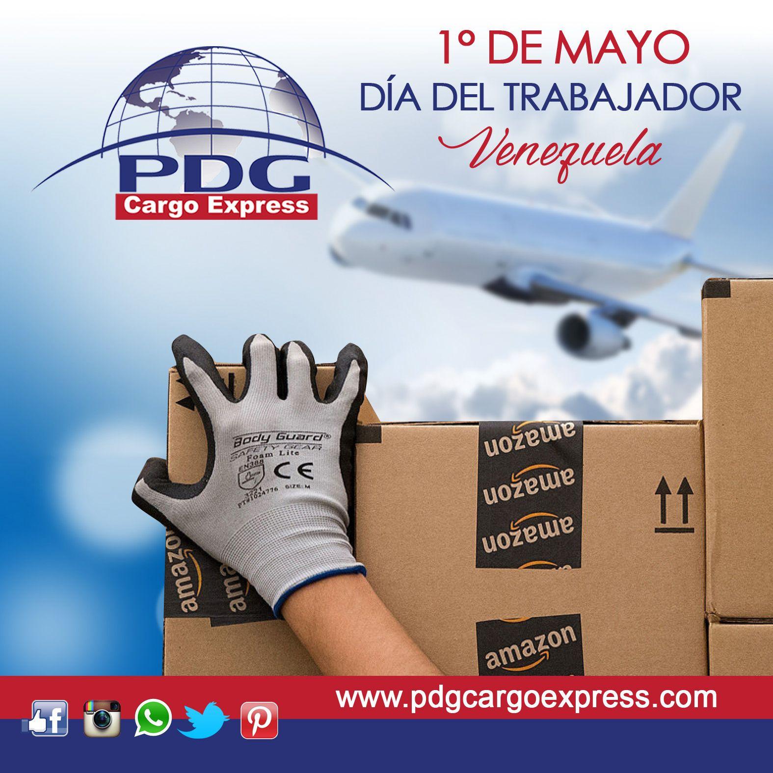 Feliz Día a todos los que día a día con esfuerzo y dedicación construimos este gran País. Gracias Trabajadores!! #PDGCargoExpress