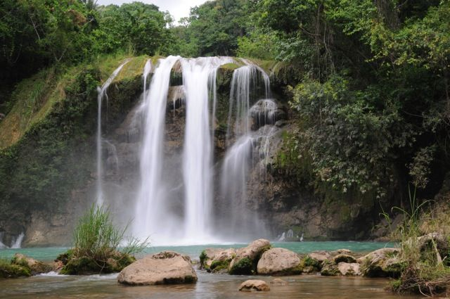 Saut Mathurin waterfall, Haiti | Favorite Places & Spaces ...