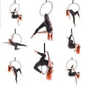 Fitness photography poses aerial hoop 51+ Ideas   - My health & fitness motivation/ideas - #Aerial #...