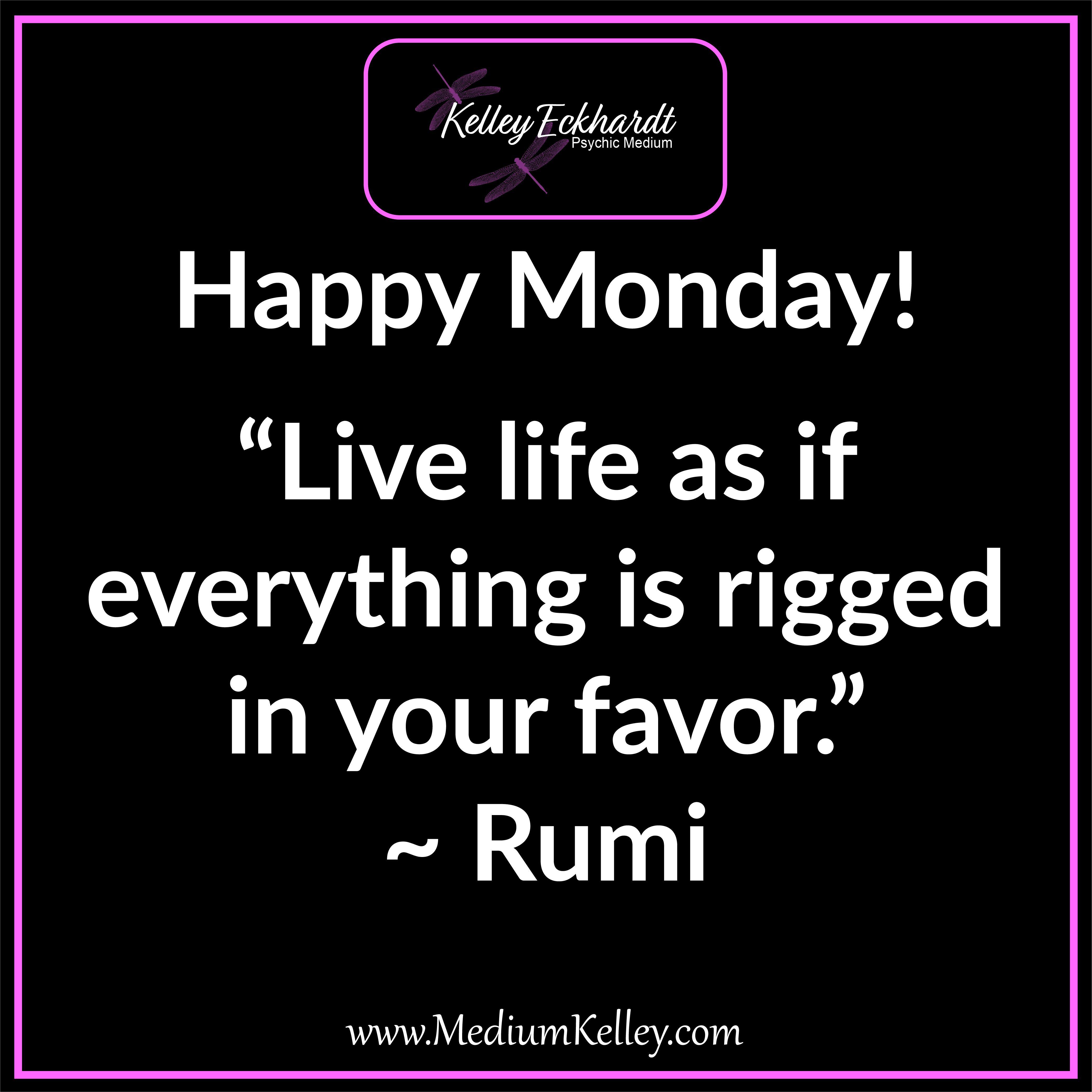 Monday Motivation mondaymotivation monday rumi
