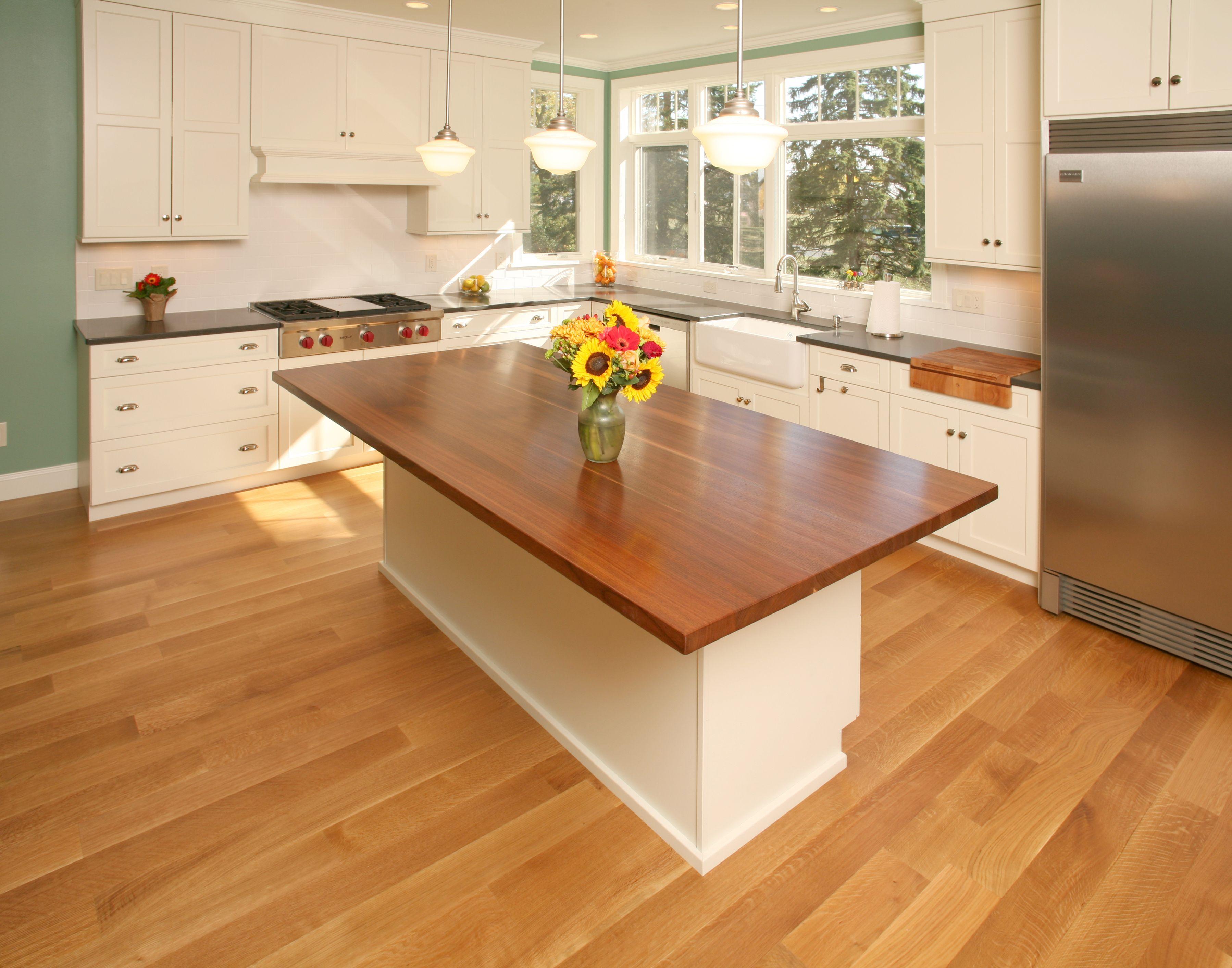 Craftsman Style Home By Madison Wi Residential Designer Udvari Solner Design Company Kitchen