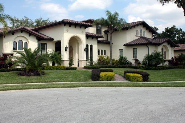 Italian Style Houses italian mediterranean house plan 74260 elevation | luxe design