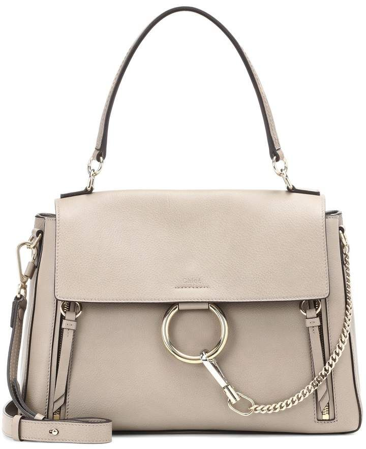 4972f542d7c Medium Faye Day leather shoulder bag in 2019 | Products | Leather ...