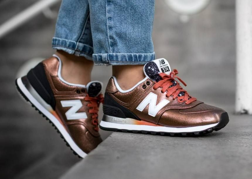 new balance wl 574 copper