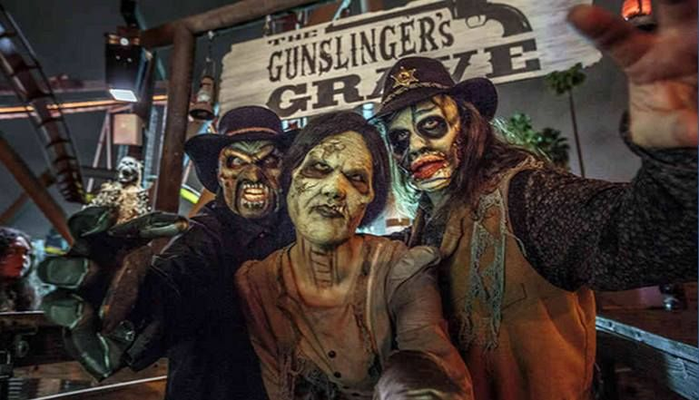 Halloween Festivals In Southern California 2020 Knott's Scary Farm Halloween Haunt Discount Tickets | Scary farm