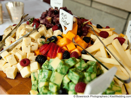 Simple Wedding Finger Foods