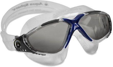 7e778f8efb8 Aqua Sphere Vista Smoke Lens Swim Goggles