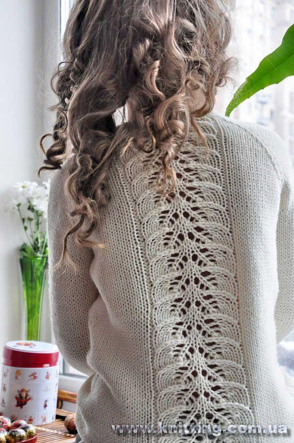 Пелых Наталья. Мое вязание. Вязание спицами 61