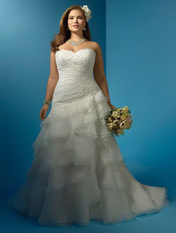 667f2b35c75d4 Plus Size Bridal Spotlight: Top Bridal Designers/Brands You Should ...