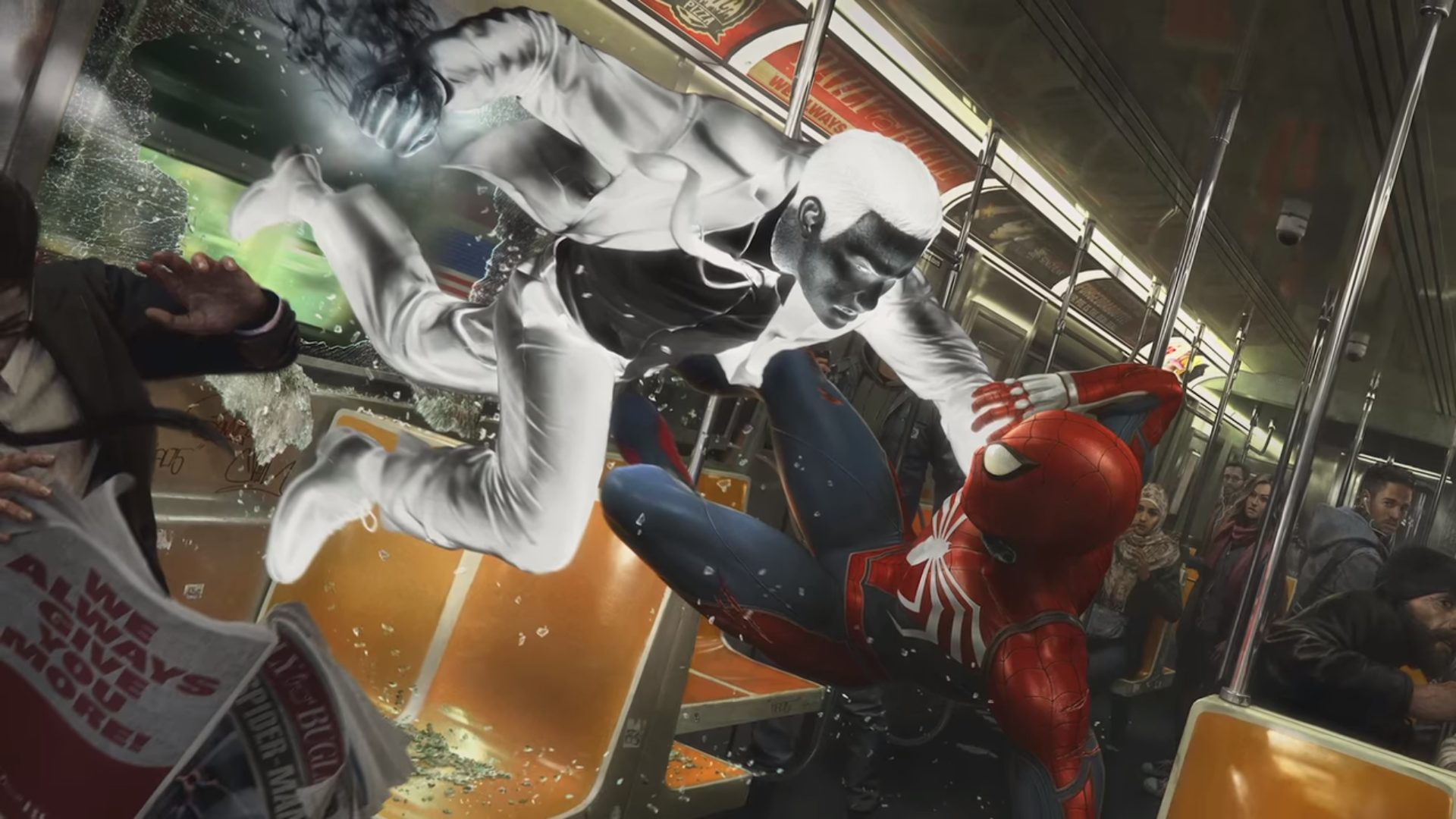 Spider-Man PS4 game video goes behind-the-scenes - PlayStation ...    Spiderman, Marvel spiderman, Spider man ps4 game