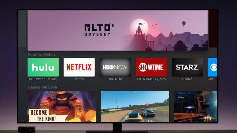 How to add, delete and install apps on your Apple TV - The