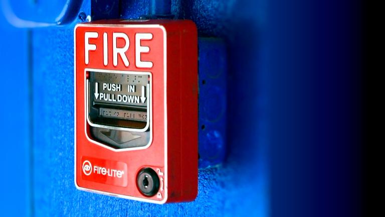 Fire Alarm System Using Arduino In Few Easy Steps Fire Alarm System Fire Alarm Alarm System