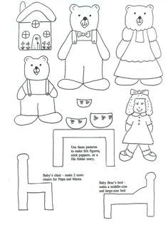 Free finger puppet print outs for many of the classic fairy tales free finger puppet print outs for many of the classic fairy tales pronofoot35fo Images
