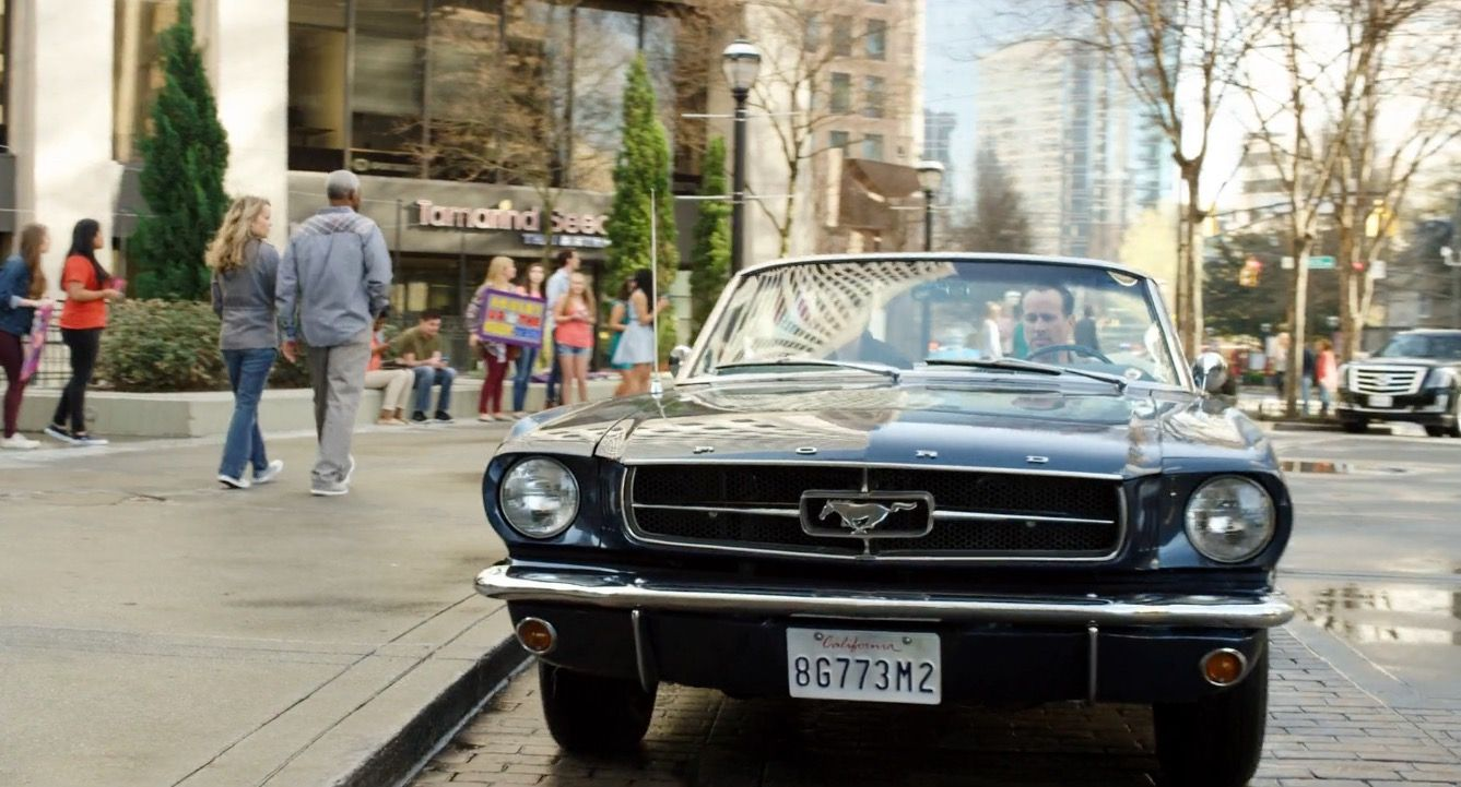 Alvin And The Chipmunks Having Sex ford mustang (1965) car in alvin and the chipmunks: the road