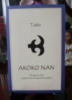 Table Adinkra Symbols instead of Numbers!