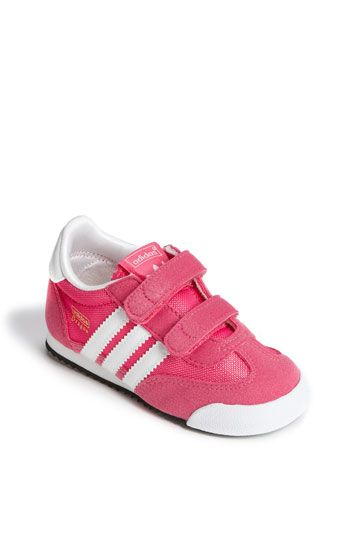 adidas 'Dragon' Sneaker (Baby, Walker & Toddler) | Nordstrom ...