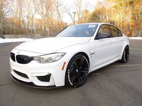 BMW M For Sale In South Windsor CT Dream Cars Pinterest - Bmw 2015 m3 for sale