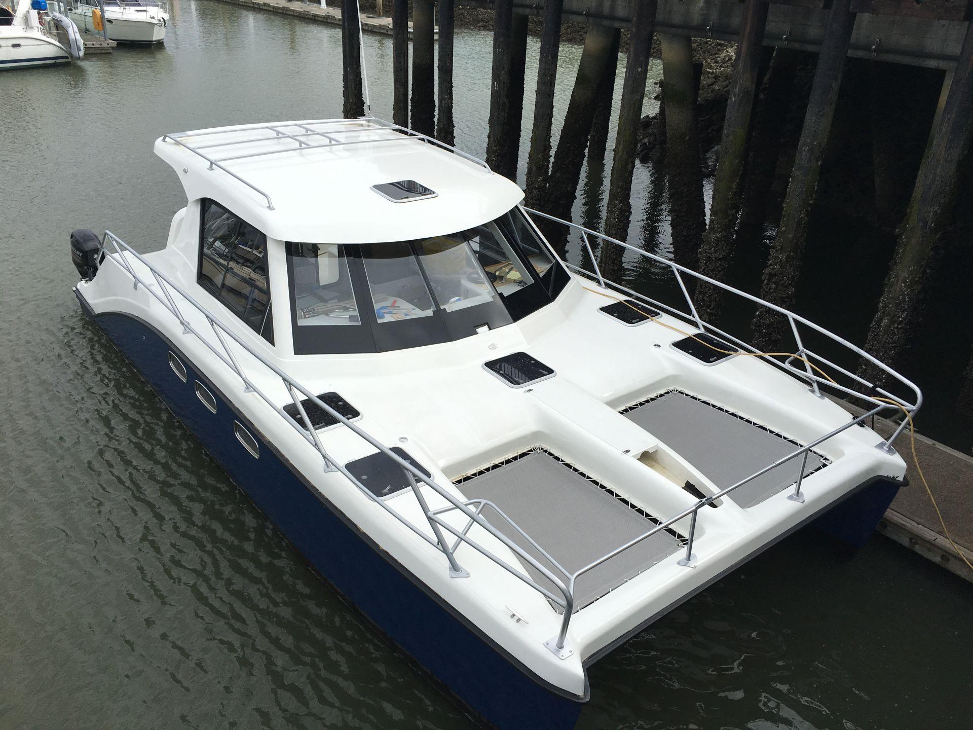 Arrowcat Offshore Power Fishing Catamarans 32 34 And 42
