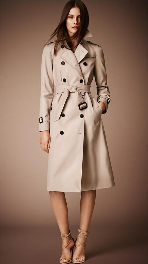 Long Heritage Trench Coat, Burberry Westminster Trench Coat Review