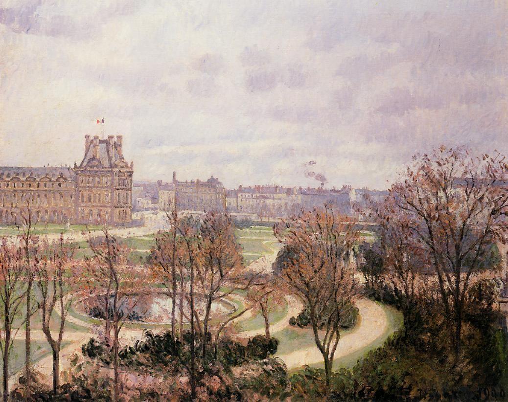 Jacob Abraham Camille Pissarro 1830 1903 Danish French Impressionist And Neo Impressionist Painter 410
