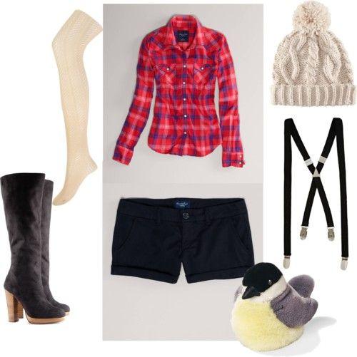 Sexy Lumber Jack Costume haha well it\u0027s easy for last min - last min halloween costume ideas