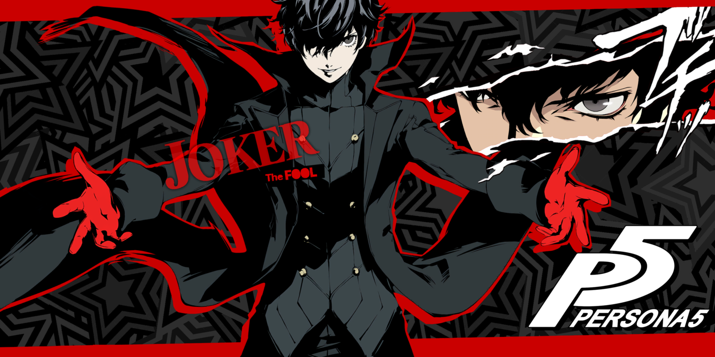 I Made Some Persona 5 Wallpapers Persona 5 Persona 5 Joker Persona 5 Anime