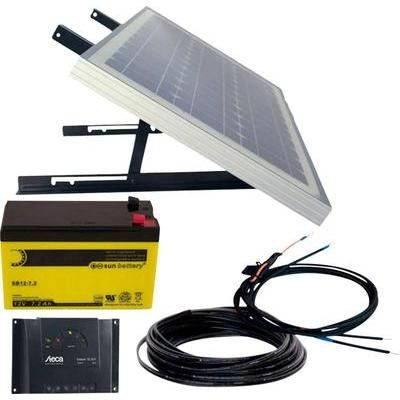 Solaranlage Energy Generation Kit Solar Rise Nine 1.0 Phaesun 600299 ...
