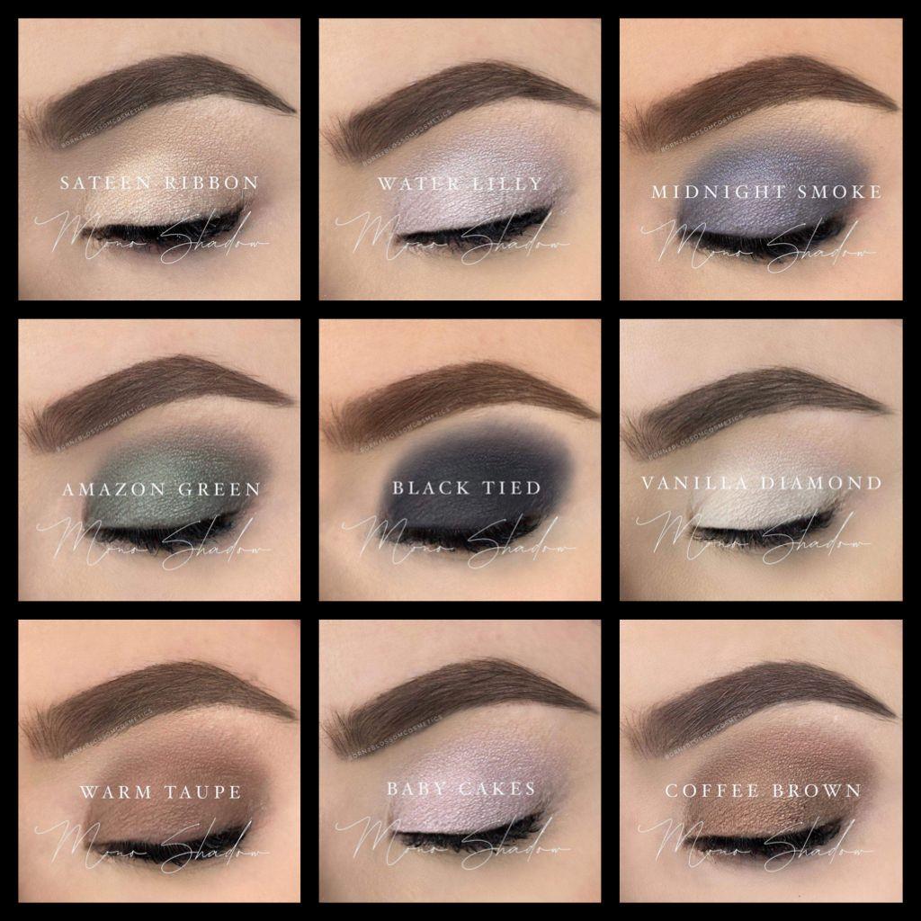 Farmasi eyeshadow singles. in 2020 Eyeshadow, Beauty