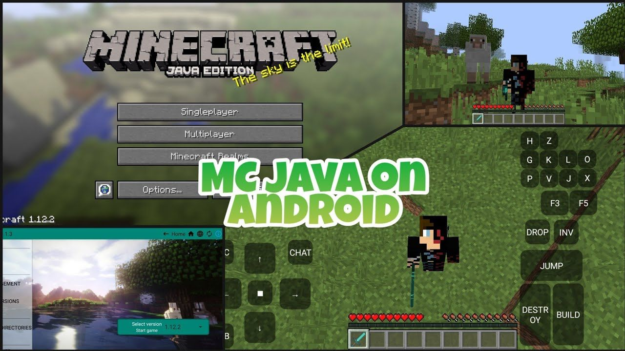 How To Download And Install Mcinabox Minecraft Java On Android Android Developer Android Installation