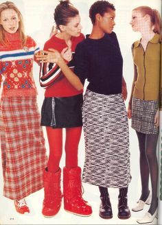 teen trends 90's - Google Search   She kills monsters ...